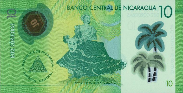 Nicaragua S5 Polymernotes Org